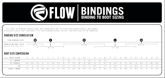 Ride Binding Size Chart All Ride Skate Surf Snow Flow Nx2 Gt Hybrid Black Bindings