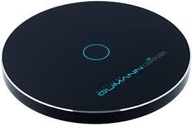 <b>Беспроводное</b> зарядное устройство <b>Qumann QWC</b>-<b>02</b> Wireless ...