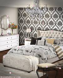 Perfect Black And White Paris Bedroom Decor The Ultimate Decor For A Paris Themed  Bed On Glam