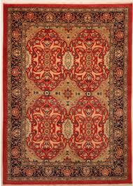 bijar rug red 10 x 13 bijar rug hand knotted persian rug pottery barn bidjar rug bijar rug