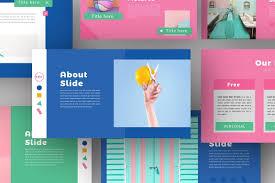 Presentation Slide Design Tips Color Fun Powerpoint Image Drop Modern Clean Keynote