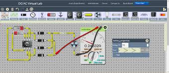 Electronic Circuit Design And Simulation Software Dc Ac Virtual Lab Online Geeks