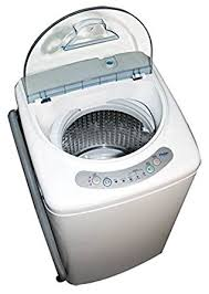haier encore super capacity washer. haier hlp21n pulsator 1-cubic-foot portable washer encore super capacity w
