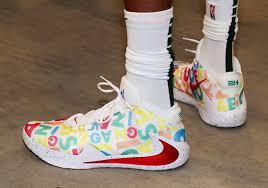 It was the largest initial signature shoe launch in nike basketball history. Nike Zoom Freak 1 Mvp Pe Sneaker Bar Detroit