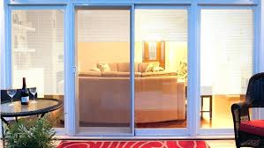 sliding glass doors replacement parts windows with blinds between the reviews built in pella screens