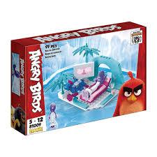 Angry Birds Pool Building Blocks