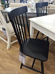 magnolia home furniture spindle back side chair find my real life review of joanna s new