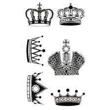Hitler Germany 3d Queen Arm Hand Wrist Removable Temporary Tattoo