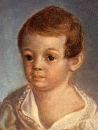 Детские годы Пушкина
