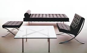 barcelona couch with black straps  hivemoderncom