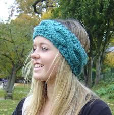 Knitted Headband Pattern Simple Design Inspiration