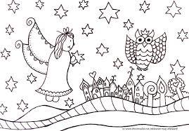 25 Printen Kerst Kleurplaat Volwassenen Mandala Kleurplaat Voor