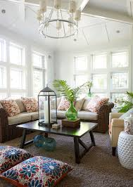 sunroom furniture arrangement. Sunroom Furniture. Rattan Furniture Is Perfect For The Relaxed [design: Threshold Interiors Arrangement