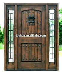 glass exterior doors front from wrought iron stained entry door inserts insert