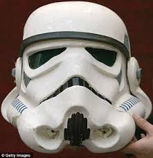 Use The Writ, Lucas: Judges Are Considering Whether The Stormtrooper Helmet  Is A Work