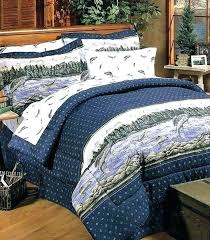 log cabin comforter sets cabin twin quilts trout lake queen comforter sets cabin quilt bedding sets
