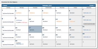 timesheet schedule timesheet management