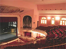 Ted Shawn Theater Seating Chart Theatre Facilities Brenau University