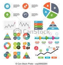 Baseball Glove Chart Baseball Icons Ball With Glove And Bat Symbols