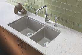 new blanco silgranit kitchen sink in undermount sinks with pertaining to blanco silgranit kitchen sinks undermount