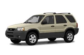 2004 Ford Escape Pictures
