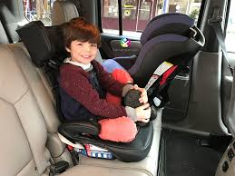 of course there are times when this might not work if you have a lap only belt in the middle seat things get complicated a child in a booster seat or an