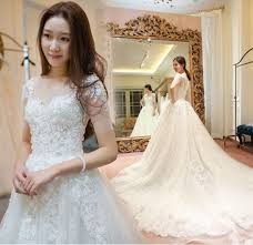 China <b>2017 New Arrival</b> MID-Sleeves Ball Gown Pregnant Wedding ...