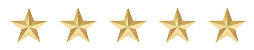 Image result for five gold stars