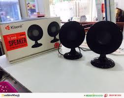 Loa Vi Tính KISONLI S-888 Âm thanh hifi trong trẻo, âm bass và treble rõ  ràng - MSN181221, Mới 100%, Giá: 120.000 - 0901181365, Cần bán/Dịch vụ ,  id-28080000