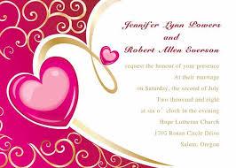 wedding invitations with hearts heart design wedding invitations techllc info