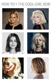 How To The Cool Girl Bob Whimsical Charm Mikado Vlasy Styly
