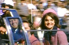 Image result for Last shot of JFK and Jackie