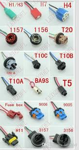 t15 t10 w5w 194 168 192 501 female socket extension wire harness fit oem led xenon hid bulb socket easy installation no mechanic required cross reference t10 w5w 147 152 158 159 161 168 184 192 193 259 280 285 447 464