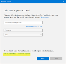 How To Make Another Account On Windows 10 How To Create A New User Account In Windows 10