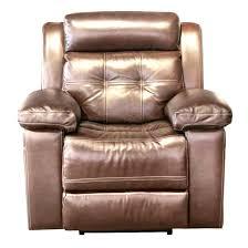 armchair recliner fabric creative leather club chair small black recliners wayfair