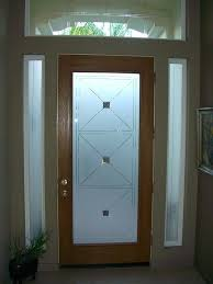 etched glass doors etched glass entry door windows frosted etched glass doors for