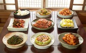Types Of Meals Traditional Korean Food