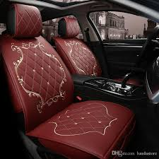 luxury pu leather car seat covers for jeep grand cherokee wrangler patriot cherokee compass commander car styling unique automotive accessories seat covers