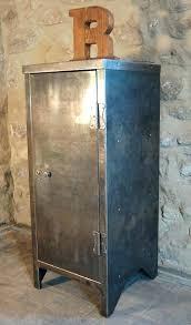 vintage metal storage cabinet. Industrial Metal Cabinet Antique Vintage Storage  Cabinets Remarkable Vintage Metal Storage Cabinet A