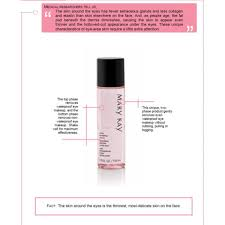mary kay oil free eye makeup remover 110ml original