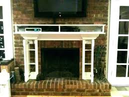 mounting a tv over fireplace without studs hanging above plaster walls