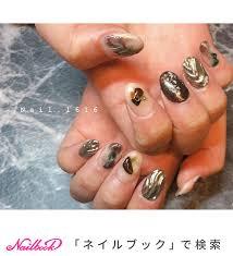冬ニュアンス埼玉ネイルサロンのネイルデザインネイルブック