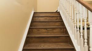 you want to install hardwood on stairs