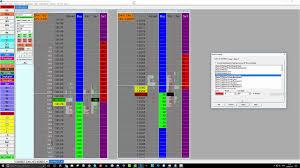 Sierra Chart Customisation Du Dom