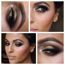 smokey eye on deep set eyes similar to mine cut crease makeup