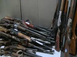 Image result for کشف 97 قبضه سلاح غیرمجاز در خوزستان