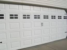 garage door window kitsdiy garage door carriage kit  Dime and a Prayer