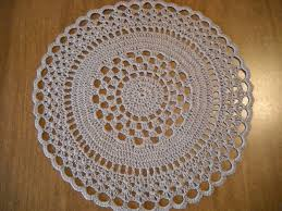 Oval Crochet Doily Patterns Free Delectable 48 Crochet Doily Patterns Guide Patterns
