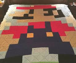 Game Character Quilts & Video Game Character Quilts Adamdwight.com