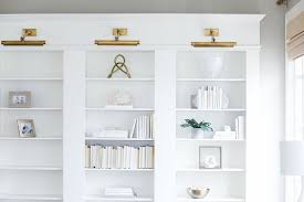 i am so excited to be able to share with you more information on my built in bookcase project that my sweet father in law aka mister built for me last